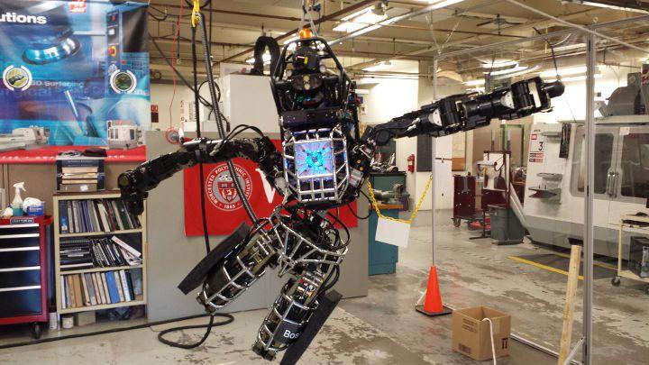 Engineering Master's Degree Online Robotics WPI