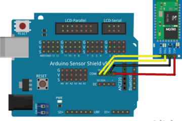 Control an Arduino Robot with a Bluetooth Keyboard - Learn