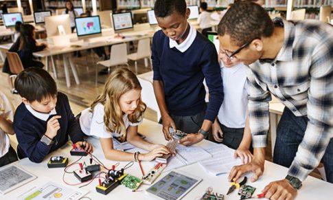How to Start a Successful Robotics Program