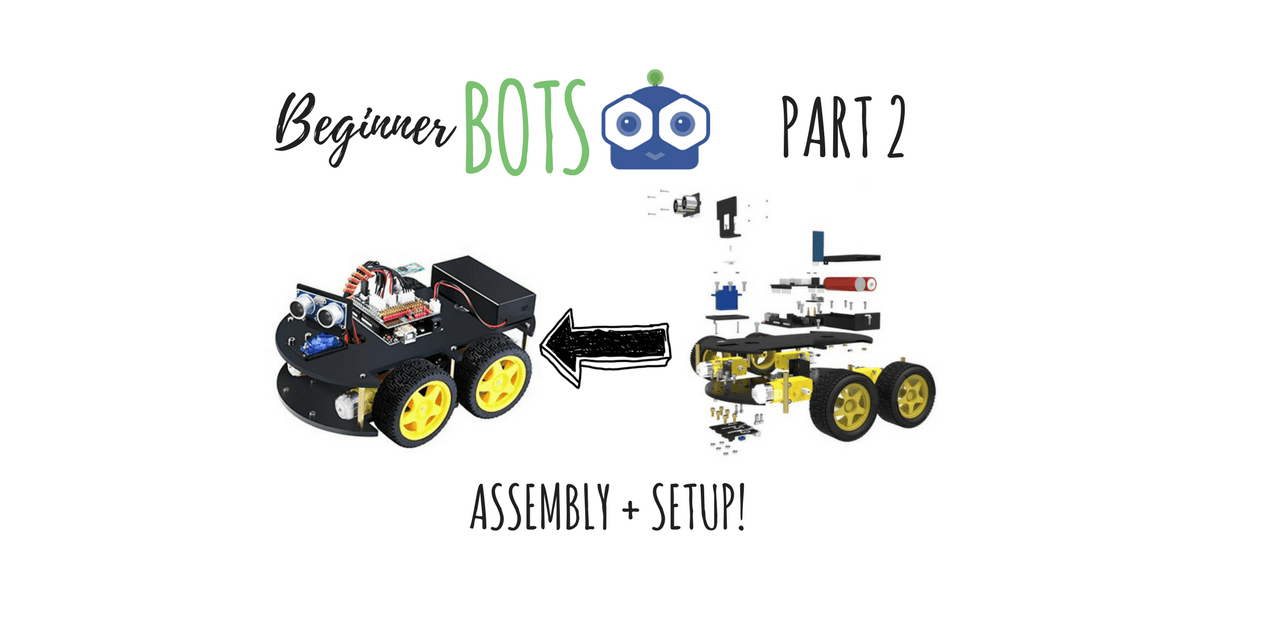 How to Build a Mobile Robot Using Arduino | Part 2