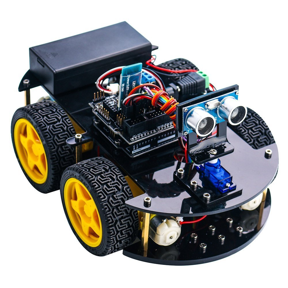 Elegoo UNO Project Smart Robot Car Kit V 3.0