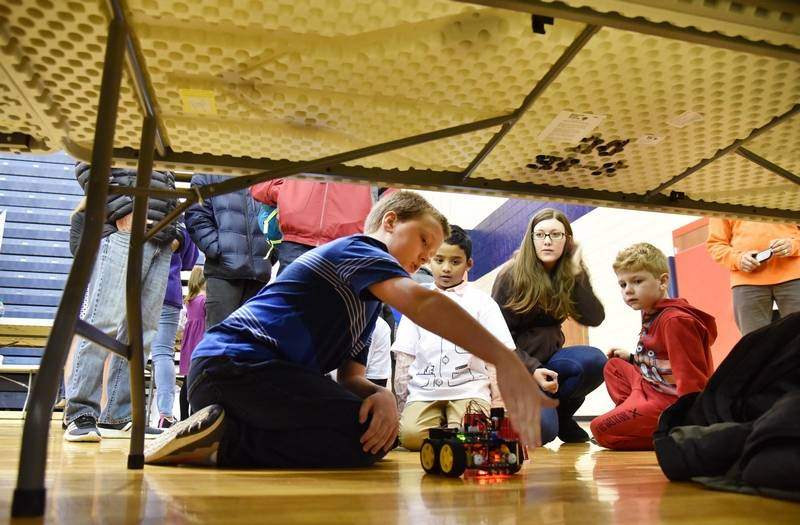 how to run a STEM event for k-5 students