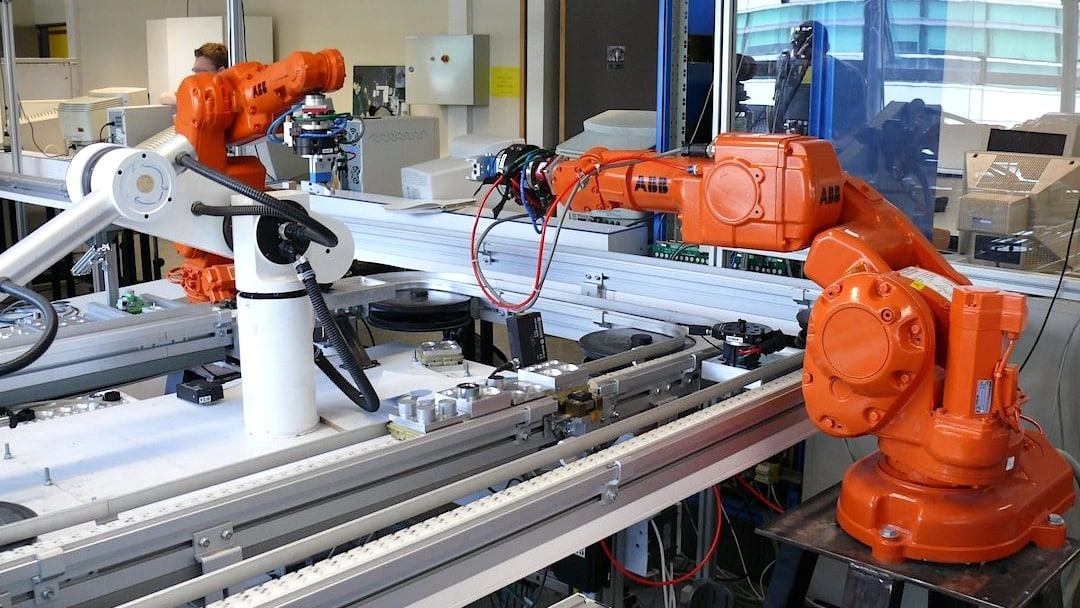 robotics degree industrial robots cover