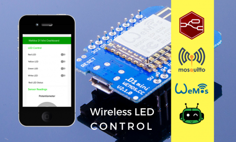 How to configure Node-RED and Wemos D1 Mini using MQTT