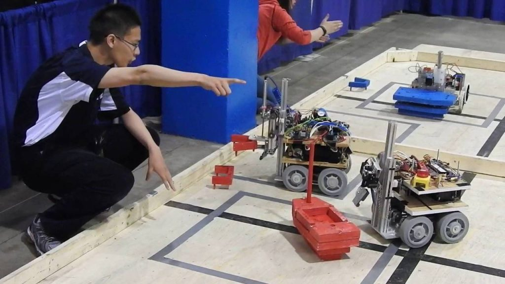 how to join a robotics team