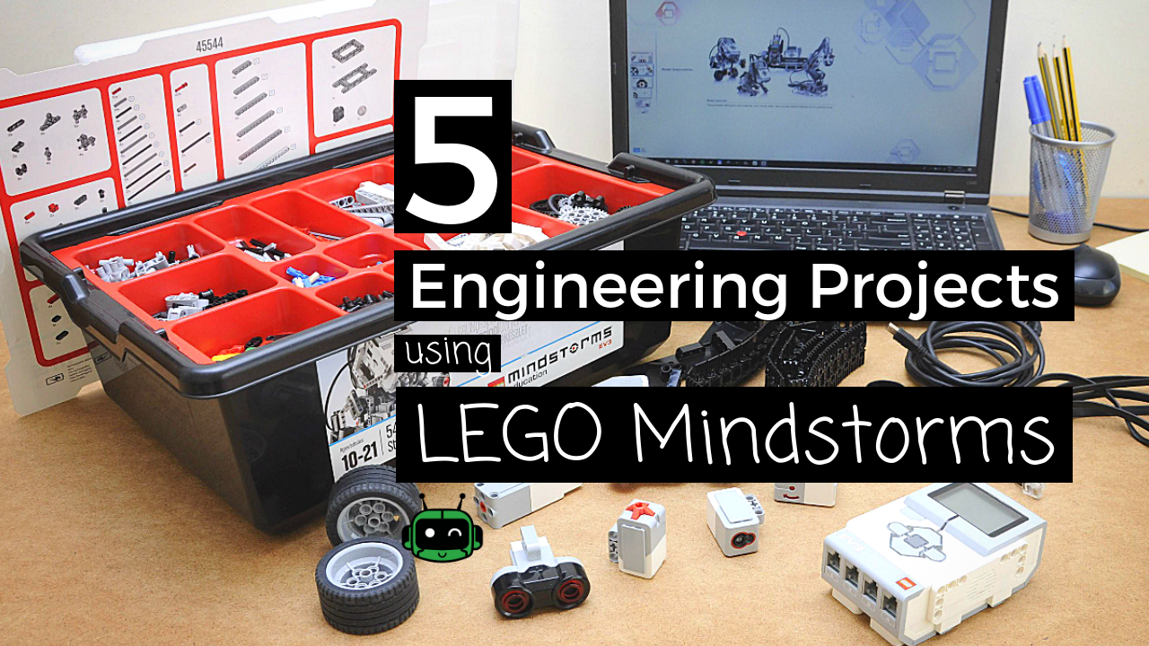 5 Intermediate Engineering Projects using Lego Mindstorms