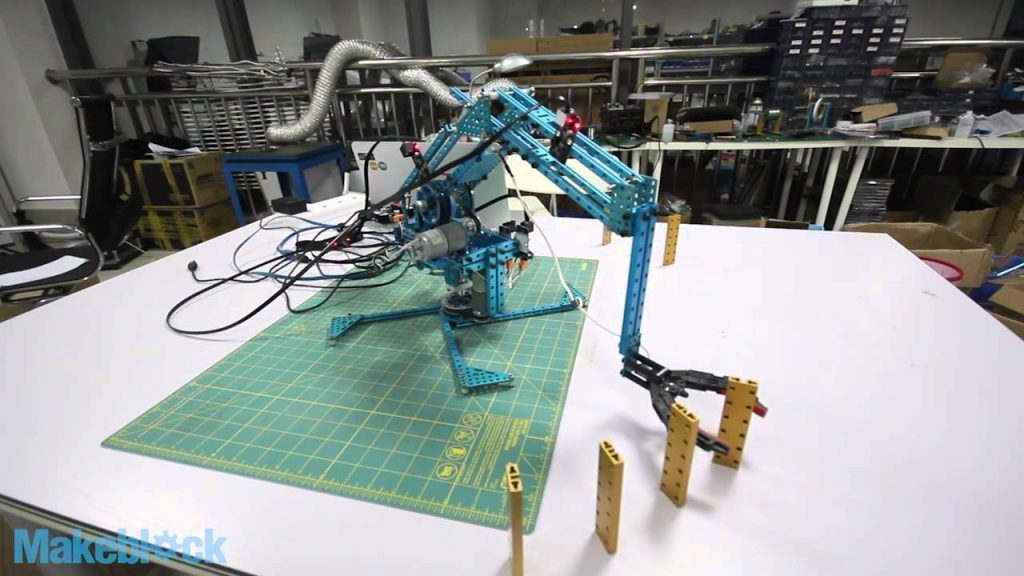 Alternatives to Lego Mindstorms
