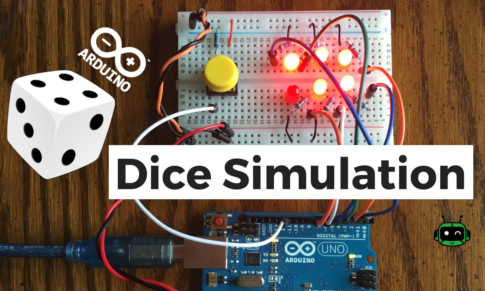 Cool Arduino Projects: Arduino Dice Simulation