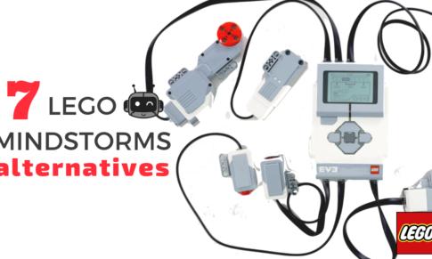 7 Alternatives to Lego Mindstorms for Robotics
