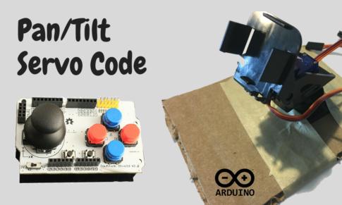 The Complete Guide to Program Pan/Tilt Servos