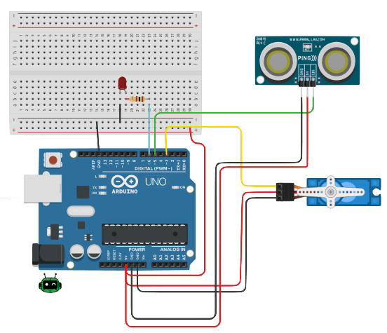 Write an Arduino Program