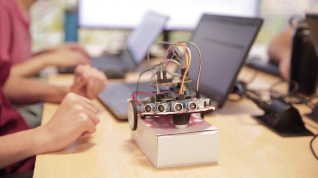 learn robotics online curriculum