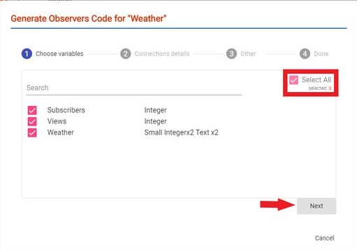 Fetch Weather Information using Arduino