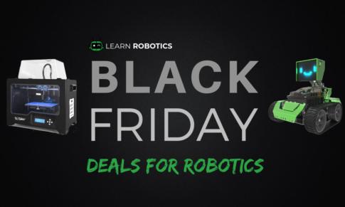 Best Black Friday Deals for Robotics