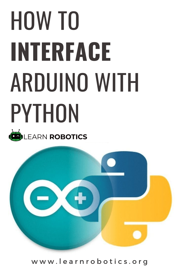 How to Interface Python with Arduino
