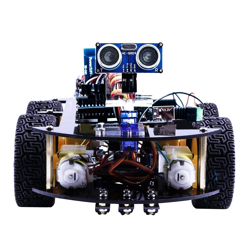 How to Build a Mobile Robot Using Arduino | Part 1 - Learn