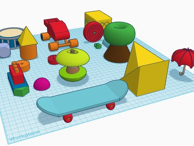 Tinkercad drawing