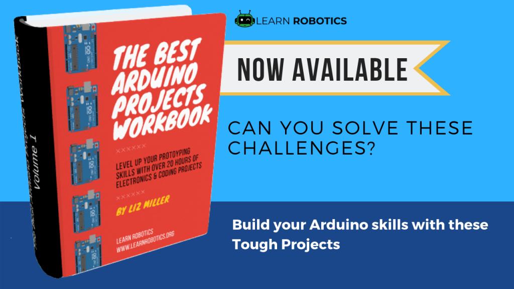 Arduino Starter Kit Projects eBook - Learn Robotics