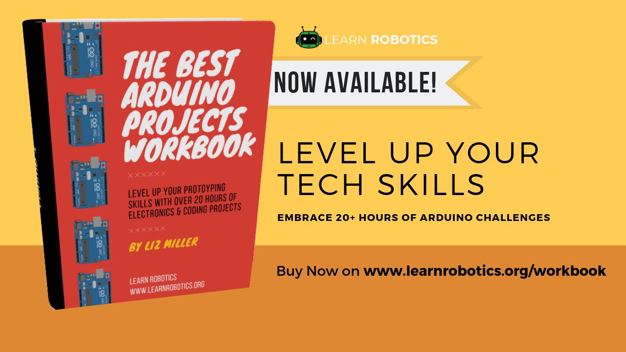 Arduino Workbook Downloadable PDF