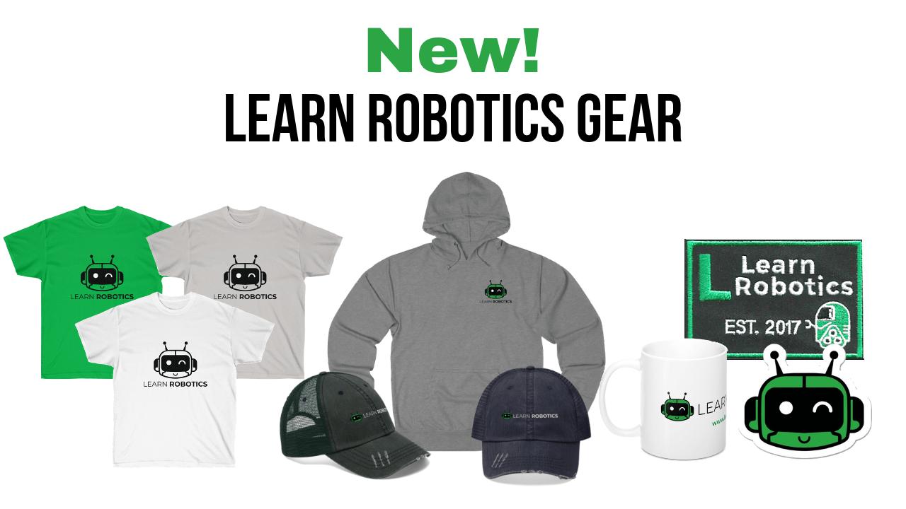 Learn Robotics Gear