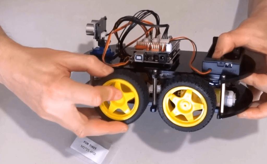 Robotics online course
