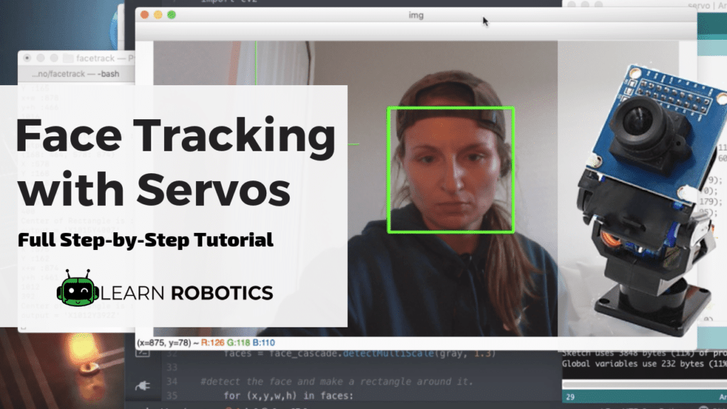 Face Tracking OpenCV