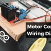 Motor Controller Mobile Robot
