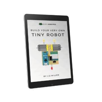 tiny robot ebook
