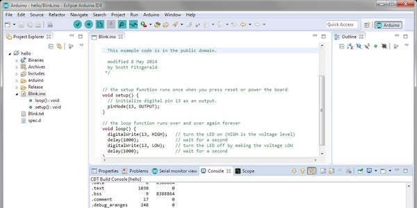 use Eclipse with Arduino