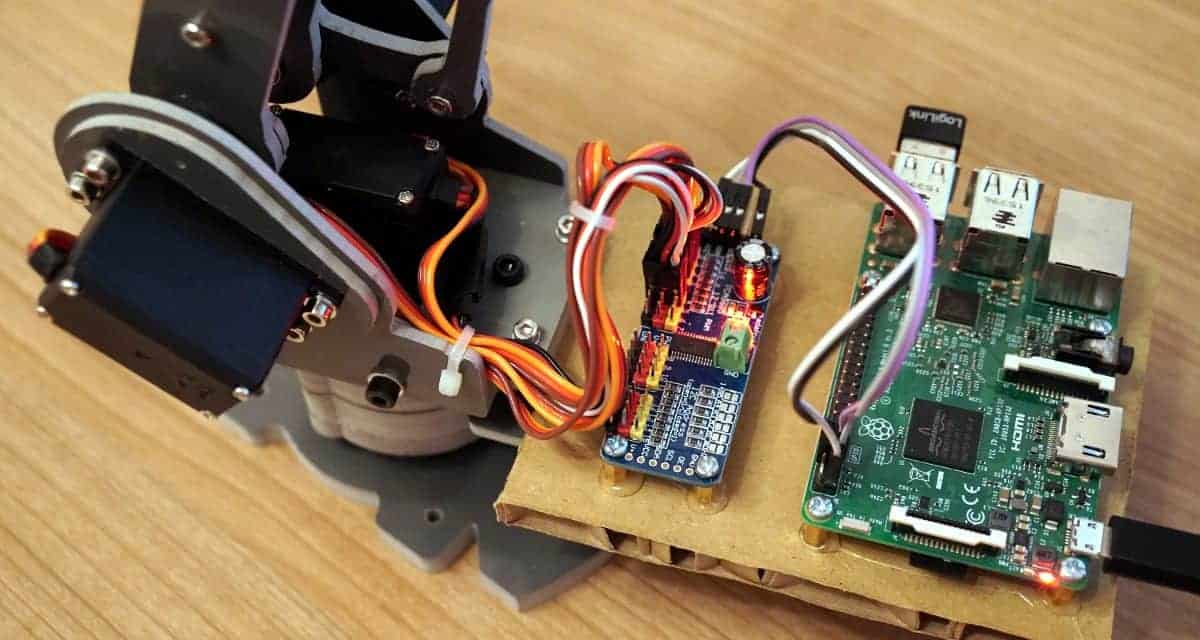 raspberry pi project ideas for robotics