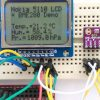 arduino weather station bme280 oled display