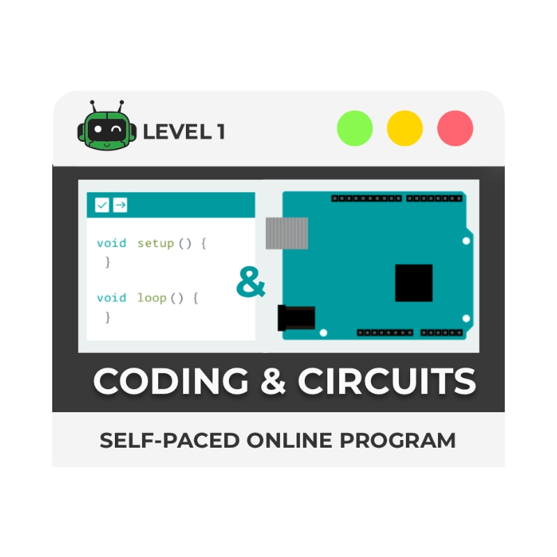 Start programming electronics and circuits with Arduino and robotics
