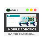 build arduino robots course level 2 course for individuals and hobbyists