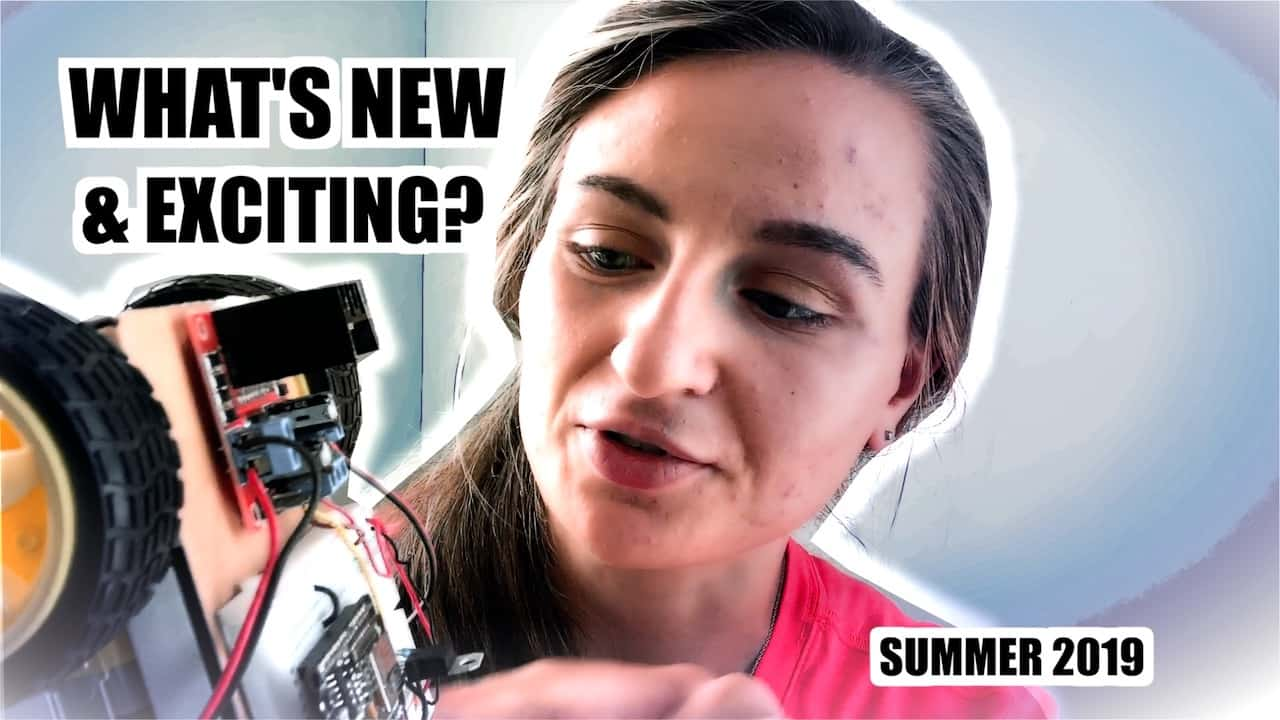 What's New and Exciting? Summer 2019