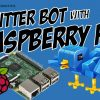 Twitter Bot with Raspberry Pi