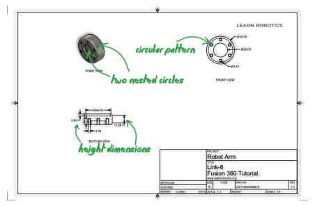 fusion 360 drawing pdf