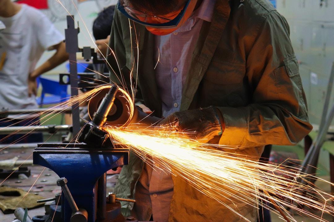 grinding metal manufacturing