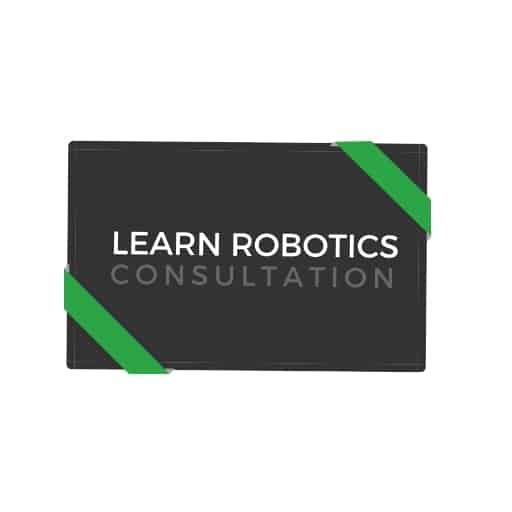Learn Robotics consultation