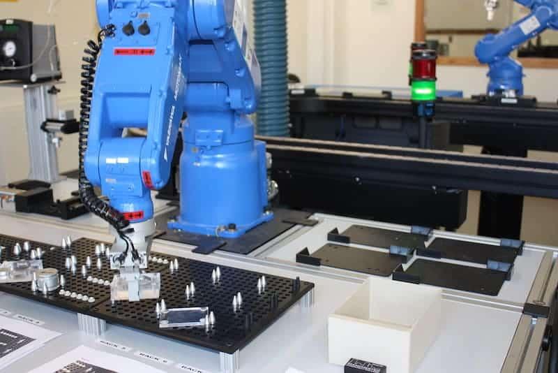 Industrial Robot courses online