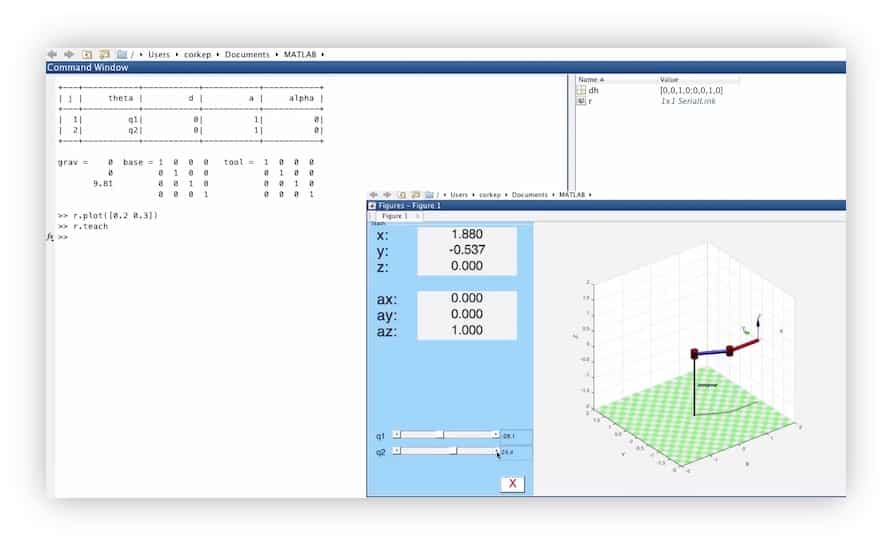 Learn to Code MATLAB for Robotics