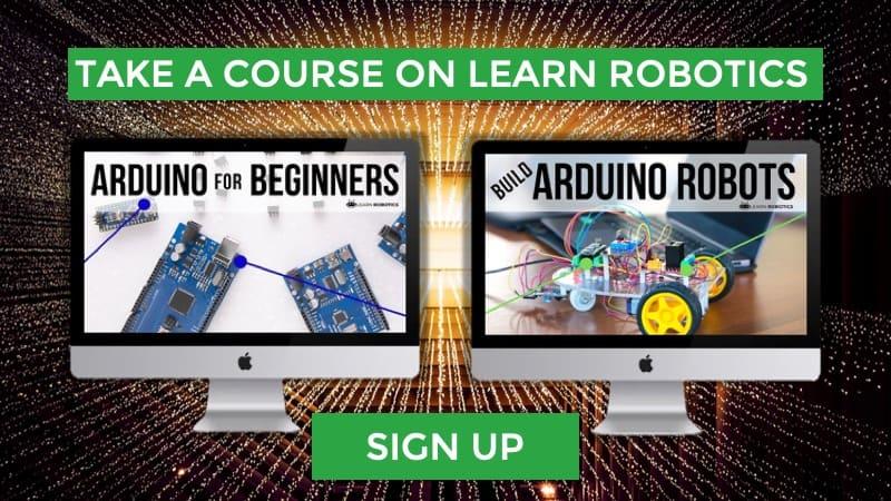 robotics courses online