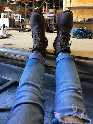 Best women's work boots Timberland PRO
