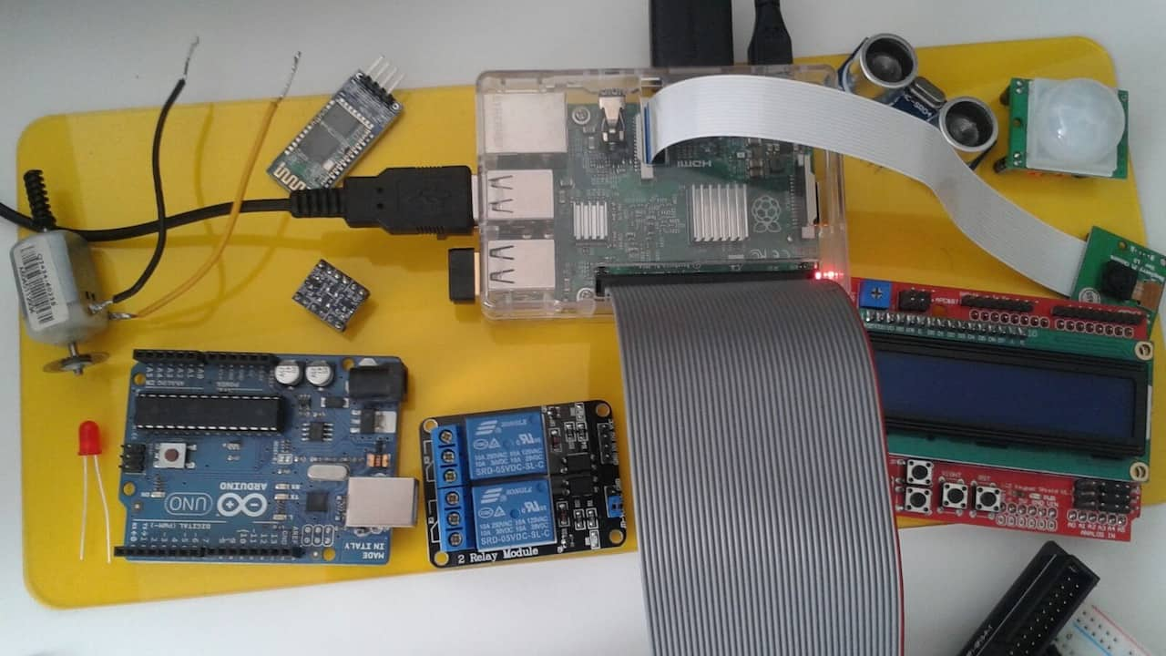 35+ Robotics Projects for Engineering Enthusiasts