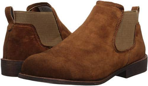 ankle boot safety toe boot for women