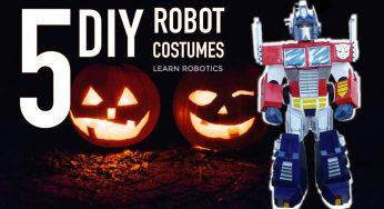 Groovy 15 Diy Halloween Animatronics For Robotics Enthusiasts Machost Co Dining Chair Design Ideas Machostcouk