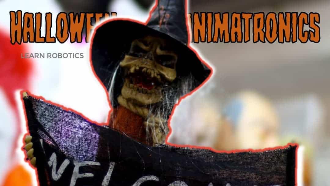 Halloween decorations and animatronics ideas