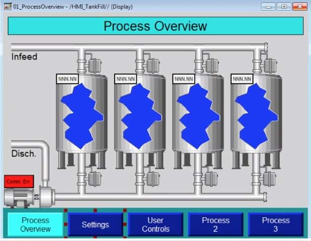 panelview plus HMI programming course
