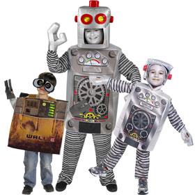 halloween robotics costumes