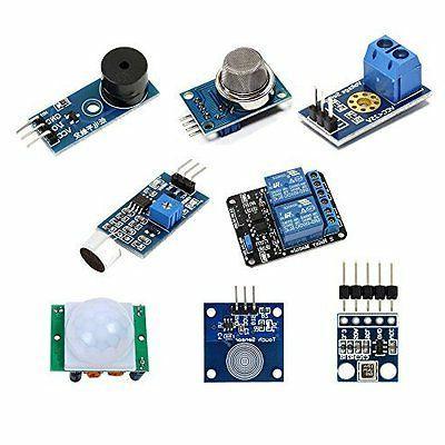 Kookye smart home sensors for Arduino