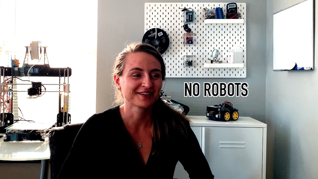 26 Non-Robotics Related Things to Know About Me